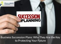 Business Succession Plans