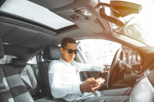Distracted Driver Accident Lawyer Round Rock TX