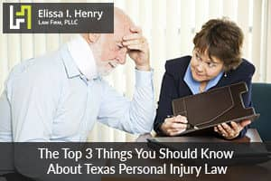 Texas injury attorney