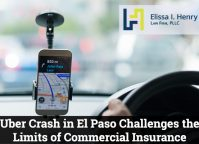 Uber Crash in El Paso Challenges the Limits of Commercial Insurance